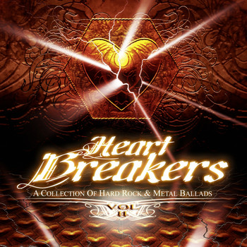 Various Artists - Heart Breakers, Vol. 2 (A Collection of Hard Rock & Metal Ballads)