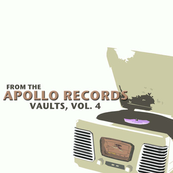 Various Artists - From the Apollo Records Vaults, Vol. 4