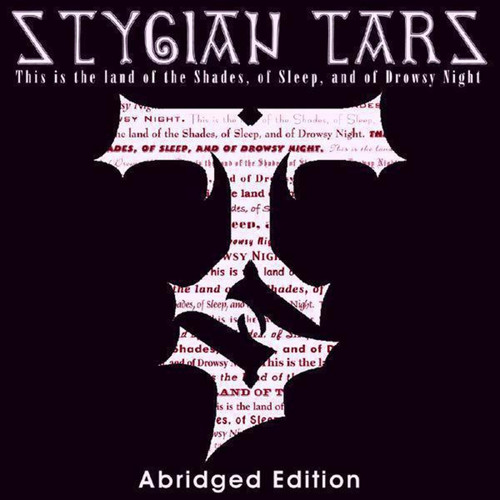 Stygian Tars MP3 Album Abridged Edition