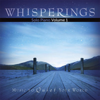 Wayne Gratz - Whisperings: Solo Piano Volume 1