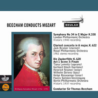 Sir Thomas Beecham - Beecham Conducts Mozart