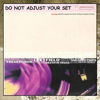 Various Artists - Do Not Adjust Your Set