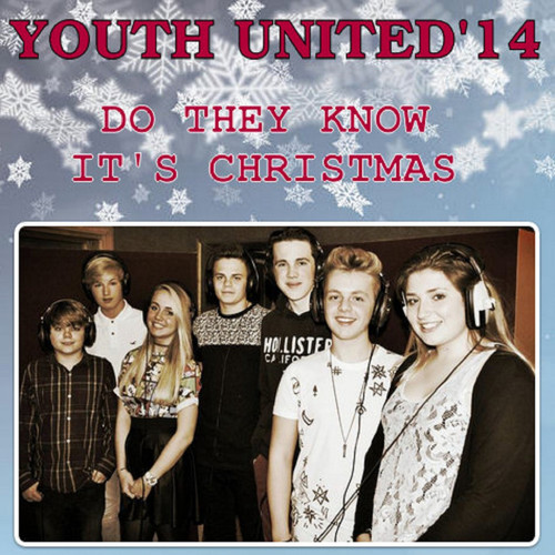 Youth United'14|Callum Jackson|Neil Morrison|Victoria Louise|Harry Cracknell|Charlie Botting|Jack Taplin|Atlanta Palmer MP3 Single Do They Know Its Christmas?