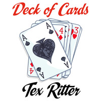 Tex Ritter - Deck of Cards