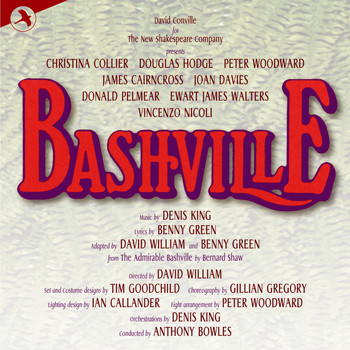 Anthony Bowles - Bashville (Original London Cast) [Based on The Admirable Bashville by Bernard Shaw]