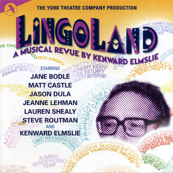 Original Off Broadway Cast - Lingoland (Original Off Broadway Cast) (The York Theatre Company Production)
