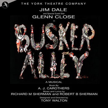 Various Artists - Busker Alley (Original Cast Recording)