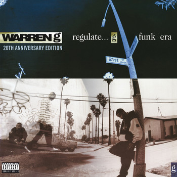Warren G - Regulate...G Funk Era (20th Anniversary [Explicit])