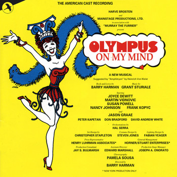 Barry Harman - Olympus on My Mind (Original Off Broadway Cast)