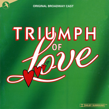 Jeffrey Stock - Triumph of Love (Original Broadway Cast)