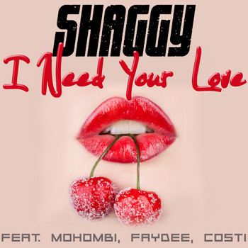 Shaggy feat. Mohombi, Faydee & Costi - I Need Your Love