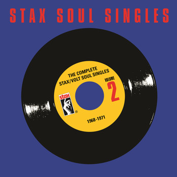 Various Artists - The Complete Stax / Volt Soul Singles, Vol. 2: 1968-1971