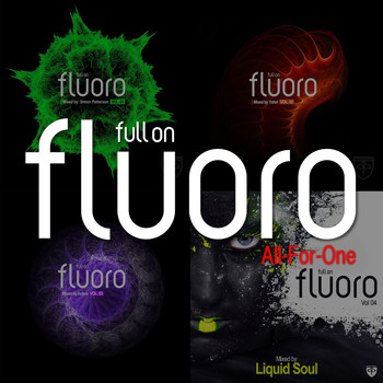 Various Artists - Full On Fluoro - All-For-One (Mixed by Simon Patterson, Yahel, Activa & Liquid Soul)