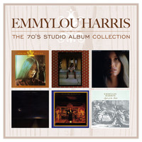 Emmylou Harris - The 70's Studio Album Collection