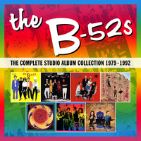 The B-52's - The Complete Studio Album Collection 1979 - 1992