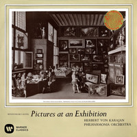 Herbert Von Karajan - Mussorgsky: Pictures at an Exhibition (HD)