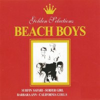 Beach Boys - Beach Boys, Golden Selections