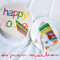 The Juan MacLean - Happy House (Remixes)
