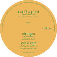 Sandro Perri - Changes / Love & Light Remixes