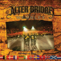 Alter Bridge - Live at Wembley-European Tour 2011