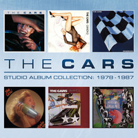 The Cars - Studio Album Collection: 1978 - 1987
