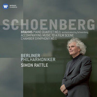 Sir Simon Rattle - Schoenberg: Orchestral Works