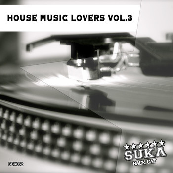Various Artists - House Music Lovers, Vol. 3