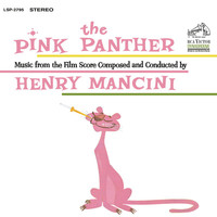 Henry Mancini - The Pink Panther: Music from the Film Score Composed and Conducted by Henry Mancini