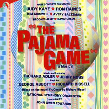 Jerry Ross - The Pajama Game (Original Studio Cast)