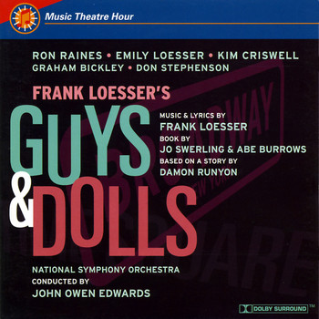 Frank Loesser - Guys and Dolls (Original Studio Cast)