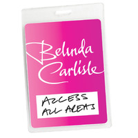 Belinda Carlisle - Access All Areas - Belinda Carlisle Live (Audio Version)