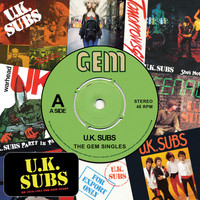 UK Subs - The Gem Singles