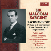 Sir Malcolm Sargent - Sir Malcolm Sargent - Rachmaninoff