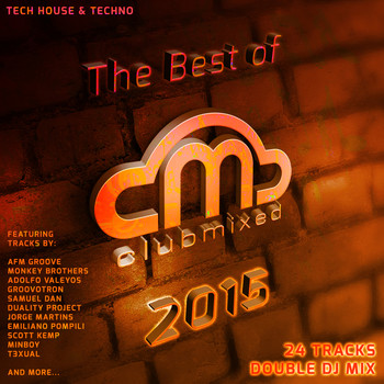 Various Artists - The Best of Clubmixed 2015