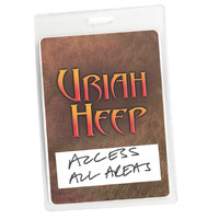 Uriah Heep - Access All Areas - Uriah Heep Live (Audio Version)