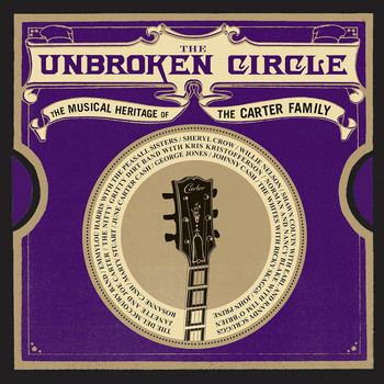 George Jones - The Unbroken Circle - The Musical Heritage of the Carter Family