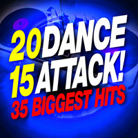 DJ ReMix Factory - Dance Attack! 2015 - 35 Biggest Hits!