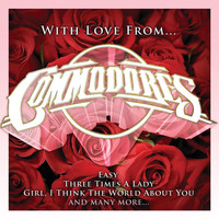Commodores - With Love From...