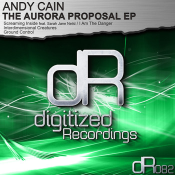 Andy Cain - The Aurora Proposal EP