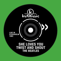 The Beatles - She Loves You / Twist and Shout (Live In Stockholm 1963)