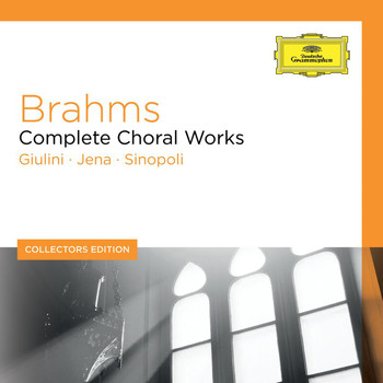 Carlo Maria Giulini - Brahms - Complete Choral Works (Collectors Edition)