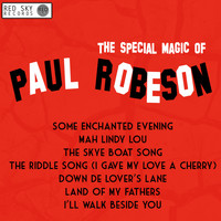 Paul Robeson - The Special Magic of Paul Robeson