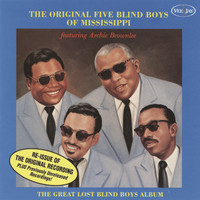 The Original Blind Boys Of Mississippi - The Great Lost Blind Boys Album