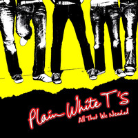 Plain White T S - All That We Needed