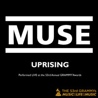 Muse - Uprising (Live at the 53rd Annual Grammy Awards)