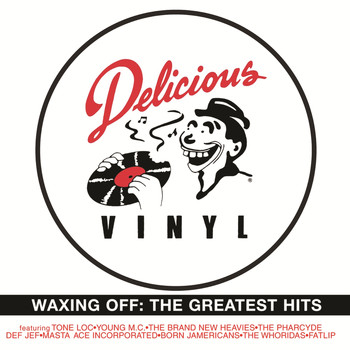 Various Artists - Waxing Off: Delicious Vinyl's Greatest Hits (Explicit)