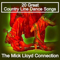The Country Dance Kings - 20 Great Country Line Dance Songs