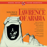 Maurice Jarre - Lawrence of Arabia: Original Soundtrack Recording (Bonus Track Version)