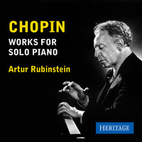 Artur Rubinstein - Chopin: Works for Piano