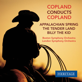 Aaron Copland - Copland Conducts Copland